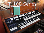 Hammond_t100_series_organ_st_mart_2